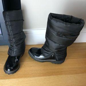 COUGAR Ringer Puffer Rain Snow Boots Black 7